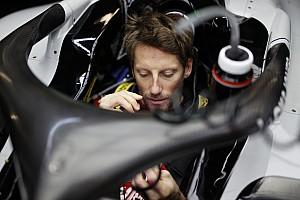Grosjean: Pozitív hogy a Haas tulajdonosa egyenesen beszél a kiszállásról