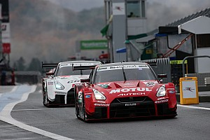 Nissan holds Fuji shootout to decide 2020 drivers