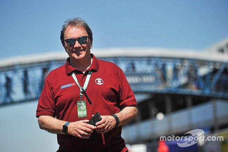 Reginaldo Leme assiste à F1 de casa em 1º GP após saída da TV Globo