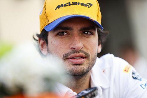 Sainz no firmó en Ferrari como segundo piloto
