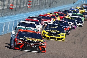 NASCAR odwołuje rundy