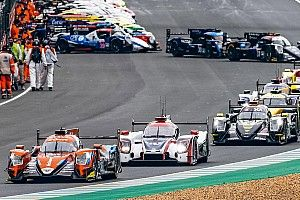 Aangepast tijdschema voor de 24 uur van Le Mans
