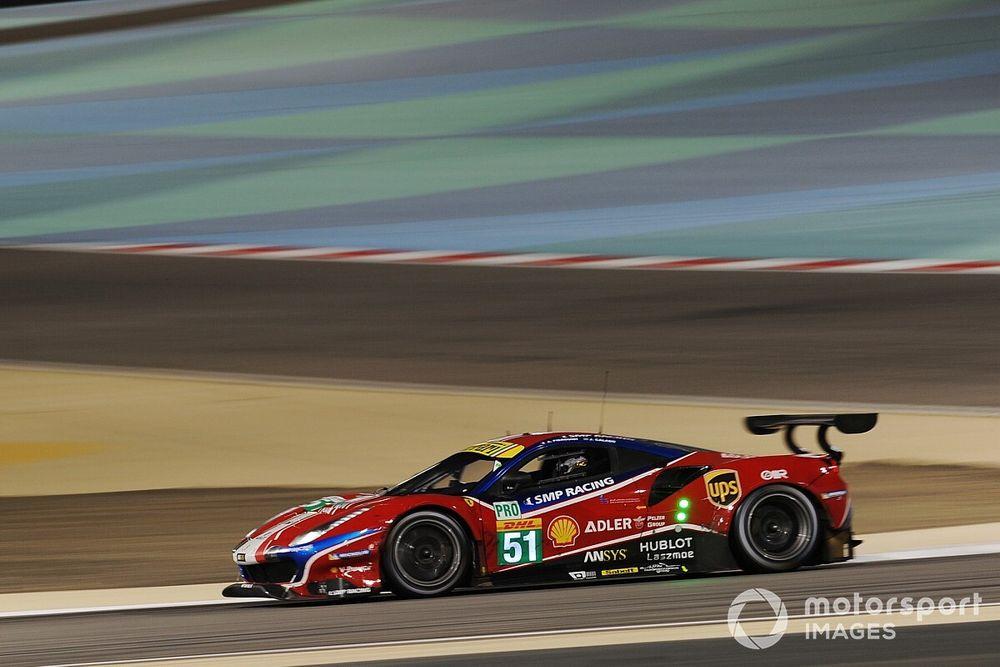 Ferrari calls up Serra to race in Bahrain WEC finale