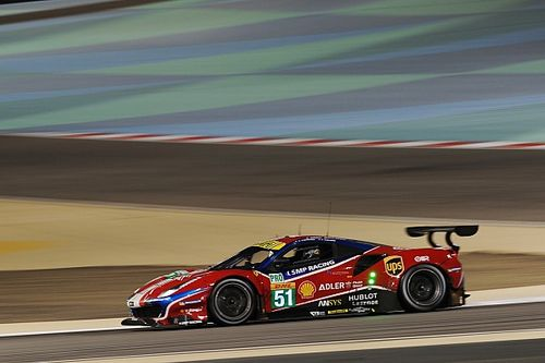 "Calado: ""Game over"" for #51 Ferrari after Bahrain defeat"
