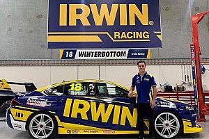 Golding to partner Winterbottom for Supercars enduros