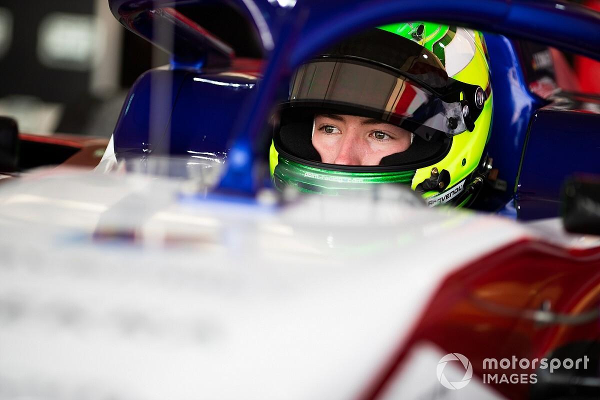 David Schumacher, con nuevo equipo en la FIA F3