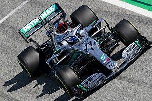 Mercedes W11 heeft flink meer downforce dan voorganger