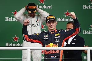 Horner: 2019 Verstappen's strongest F1 season