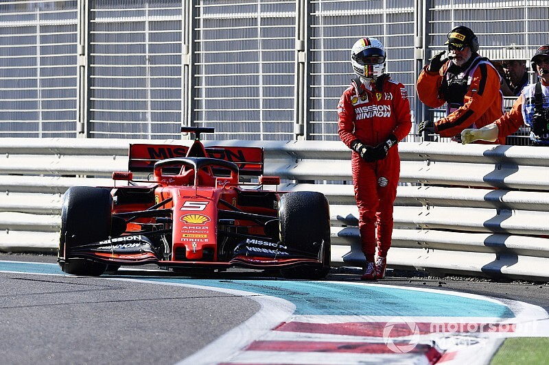 F1 Abu Dhabi, Libere 1: Bottas domina, Vettel sbatte!