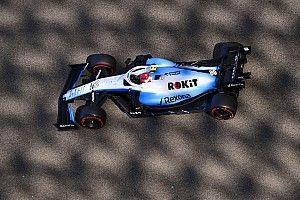Galeria zdjęć: Kubica podczas GP Abu Zabi