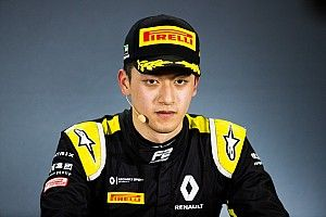 Norris charges, as Renault junior Zhou wins F1 Esports Virtual GP