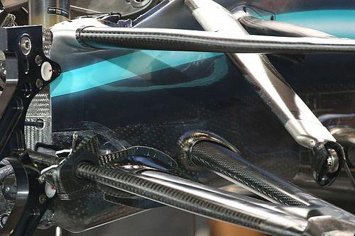 A Mercedes Abu Dhabiban nyomokban már egy 2020-as autó volt