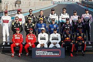 Notez la saison 2019 de chaque pilote de F1