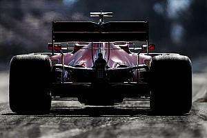 Ferrari Феттеля остановилась на трассе в третий день тестов. Подвел мотор