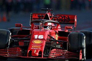"""Leclerc: """"No soy el número uno, Sainz será un desafío"""""""