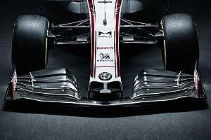 Alfa Romeo, 2021 F1 aracını ilk kez çalıştırdı