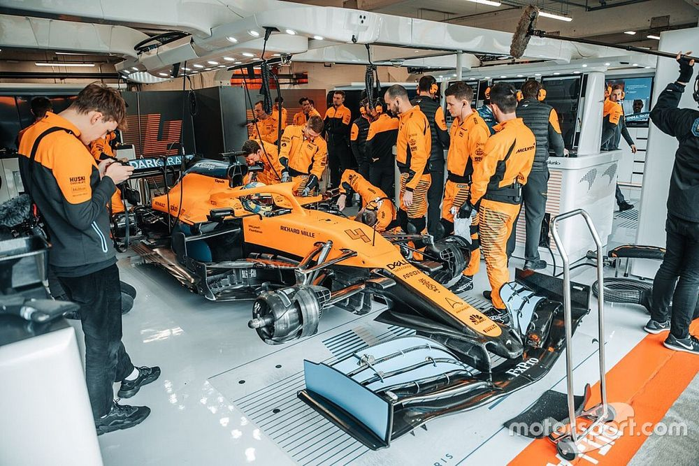 """Norris now """"more precise"""" with McLaren after gaining """"respect"""""""