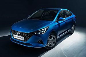 Обновлённый Hyundai Solaris подорожал на 9 тысяч рублей