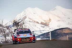 Las mejores fotos del Rally de Montecarlo 2020