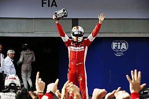 Vettel legjobb teljesítményei a Ferrarival: nincs vége