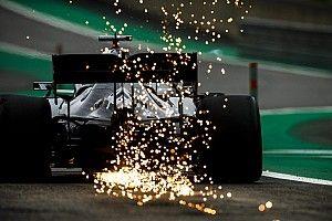 Mercedes domina en pista, pero su futuro sigue en duda