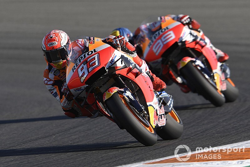 Puig: No proof that only Marquez can ride Honda