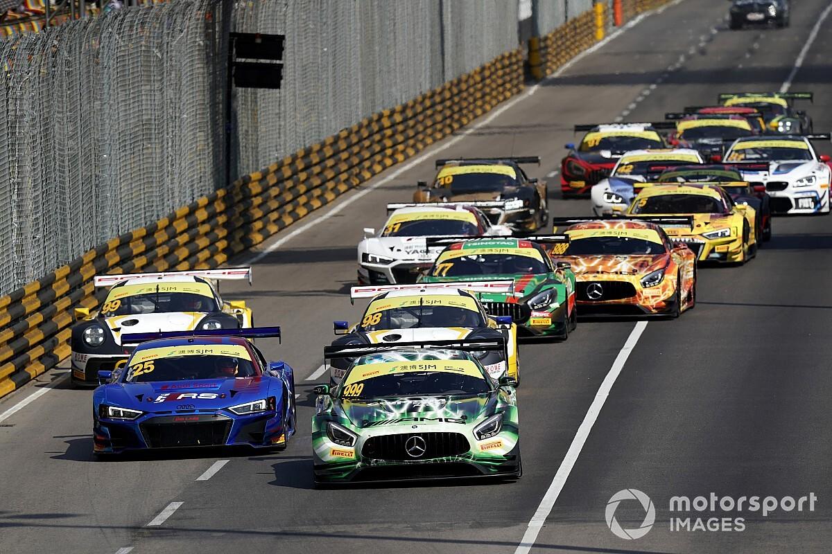 Macau GP: cancellata la FIA GT World Cup per il 2020