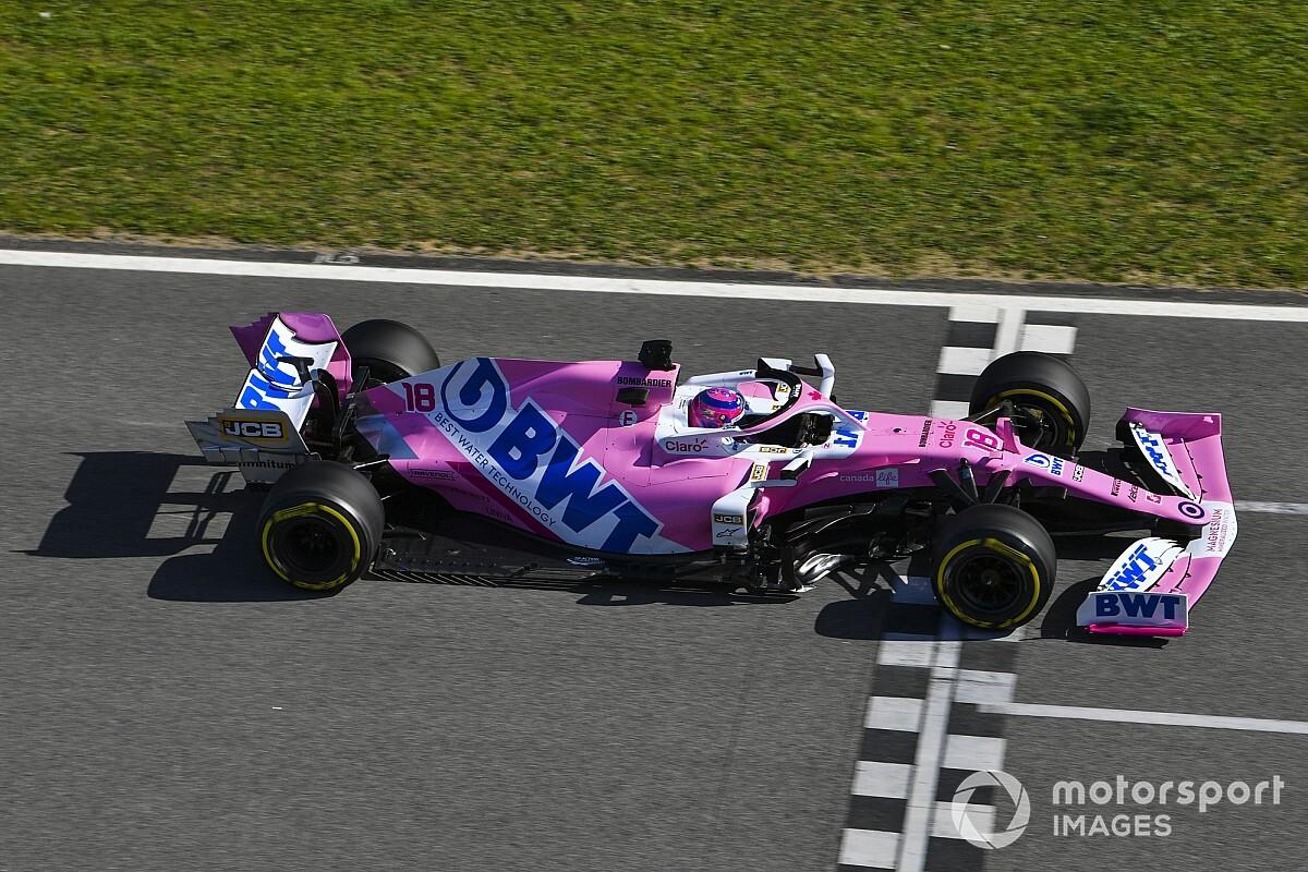 McLaren nie oprotestuje Racing Point