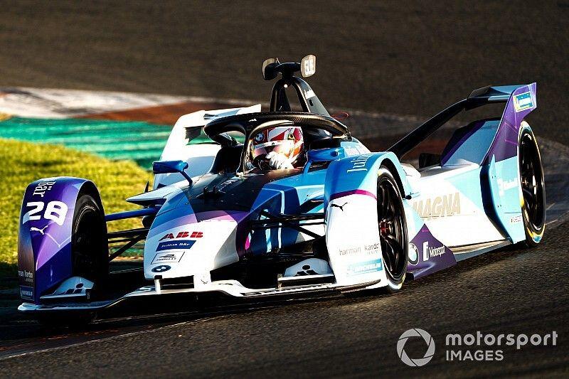 Gunther lidera práctica matutina del martes de Fórmula E