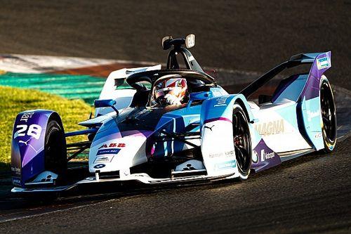 Fórmula E: Gunther lidera 1º teste da pré-temporada; Di Grassi é 6º