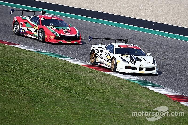 Ferrari, America, Q2: MacNeil senza rivali, la pole è sua!