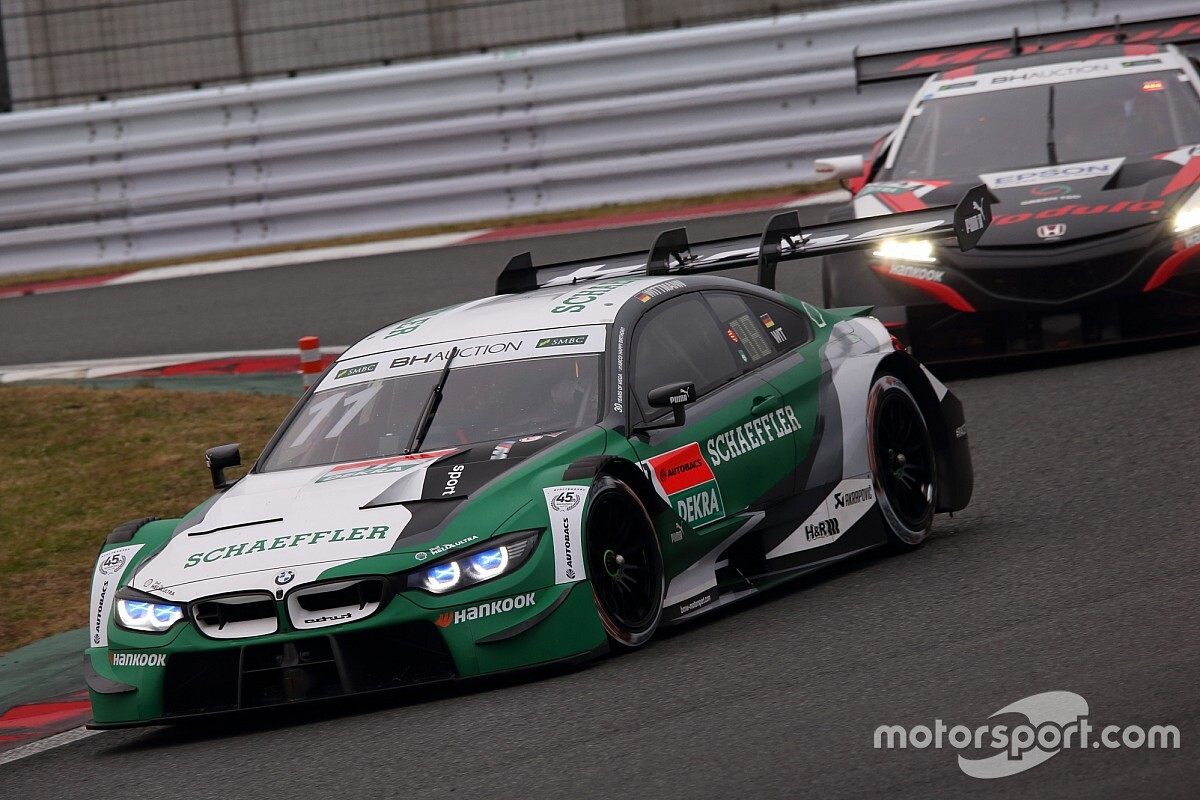 BMWは2020年のGT500参戦を検討していた……Team Studie鈴木代表が現状を語る