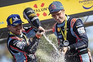 Neuville schenkt in elke WRC-rally aan goed doel