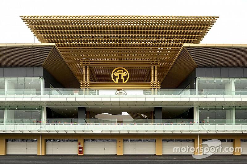 """""""伝統的""""なデザインに。F1ベトナムGP、竣工したピットビルを公開"""