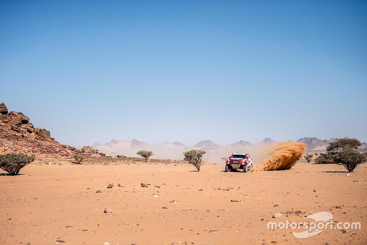 """David Richards: """"El Dakar tiene que ser parte de la Triple Corona"""""""