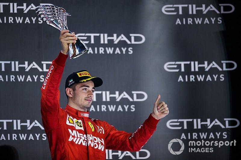 Elképesztően erős lehet Leclerc a következő év elejére