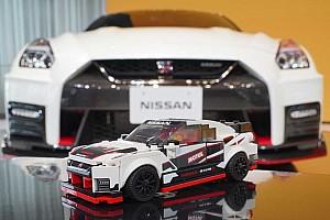 Nissan GT-R NISMO, el coche de Lego que faltaba