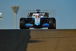A Williams egy óriási mérőműszerrel gurult pályára Abu Dhabiban