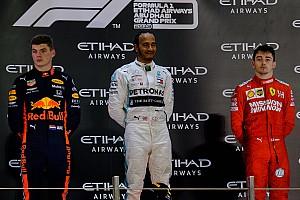 Horner duvida que Hamilton e Verstappen trocarão de equipe em 2021