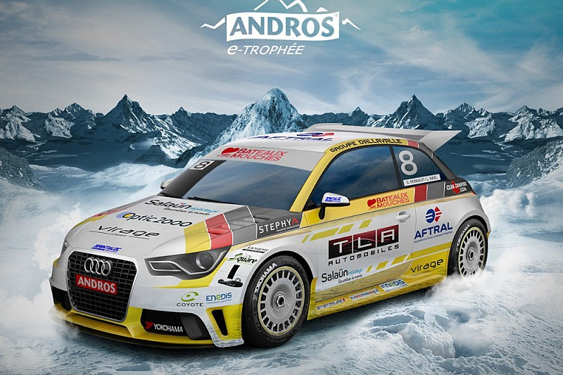 Saintéloc wystawi Audi
