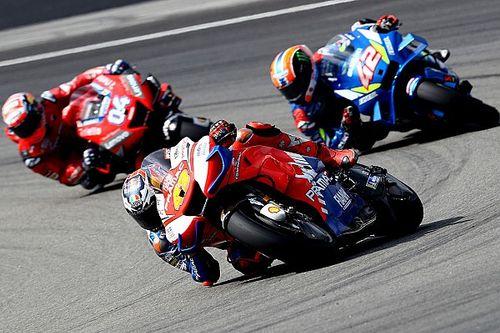 Положение в общем зачете MotoGP после Гран При Малайзии