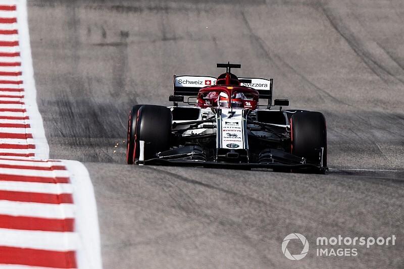 """Raikkonen vindt P11 """"net zo teleurstellend"""" als laatste stek"""