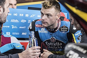 Infortunio per Sam Lowes, che perde i test IRTA