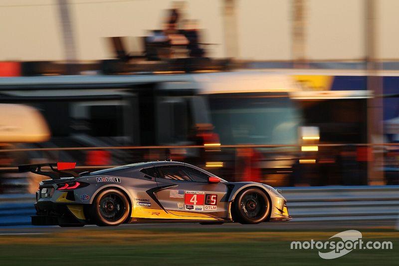 Gavin: Le Mans was never detrimental to Corvette's IMSA program