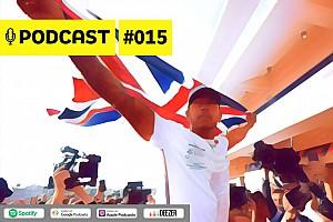 Podcast #015 - Hexa de Hamilton e tretas de Verstappen na F1