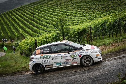 Peugeot Competition Rally Regional Club: Giordano campione 2019