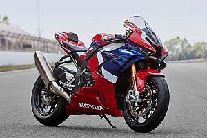 Honda svela la CBR1000RR-R per la SBK 2020 con ali nella carena