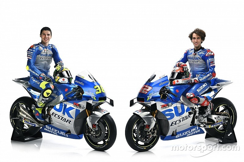 Suzuki revela moto para 2020 antes de testes em Sepang