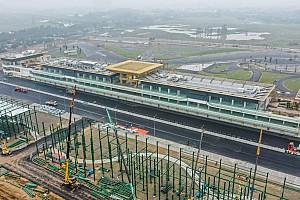 Bouw F1-circuit Vietnam afgerond, organisatie toont nieuwe foto's