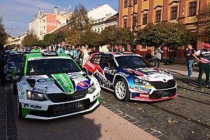 Sponsor odwołał Rallye Trebišov